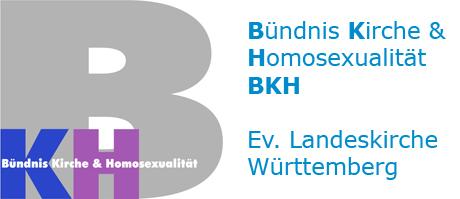 Logo Bündnis Kirche und Homosexualität